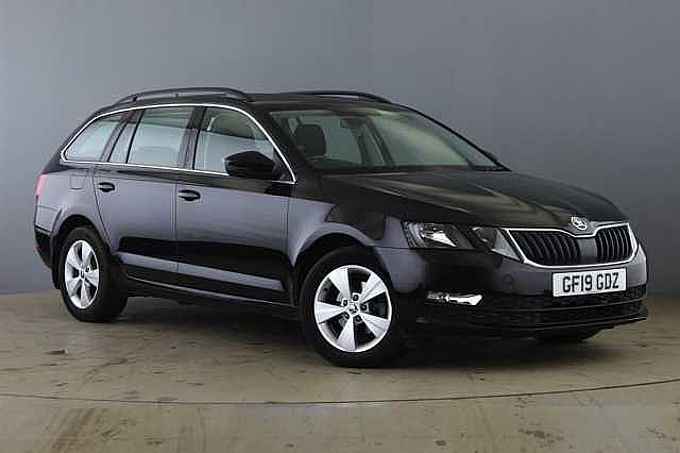 SKODA Octavia Estate (2017) 1.6 TDI 115 PS SE Technology